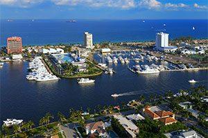 Biludlejning Fort Lauderdale